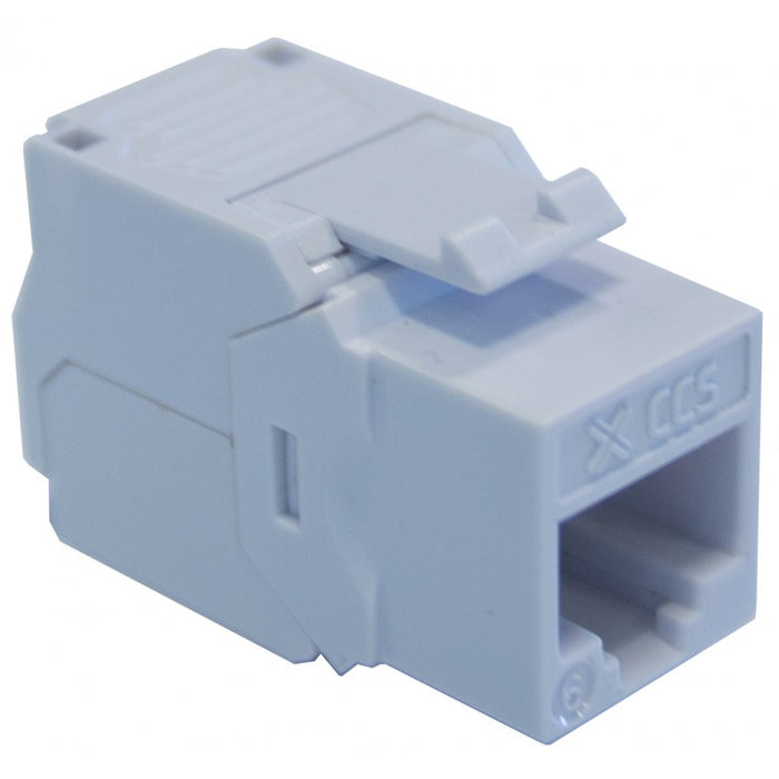 Cat6 UTP Tool-Less Keystone Module