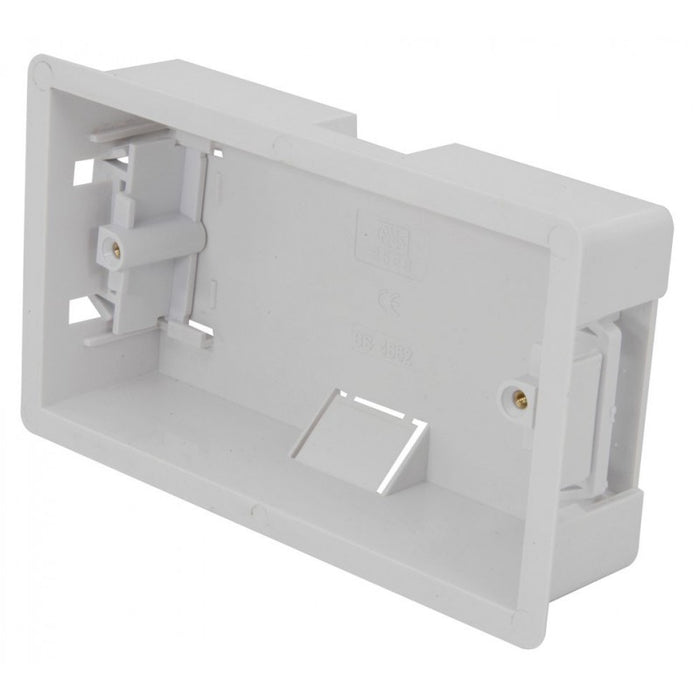 Double Gang Dryline Back Box - from £1.95 each