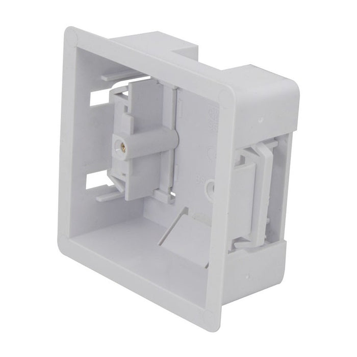 Single Gang Dryline Back Box - from £1.50 each