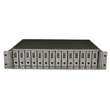 TP-LINK TL-MC1400 14-Slot Rackmount Chassis for TP-Link Media Converters
