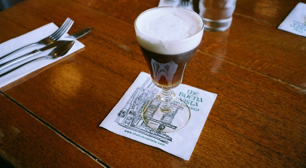 Irish Coffee - Buena Vista San Francisco