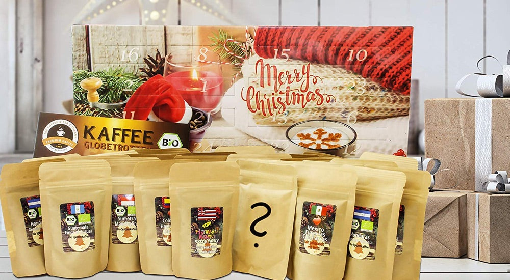 Kaffee Adventskalender - Coffee & Tea Company