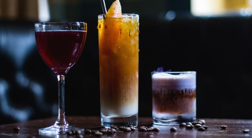 Kaffee Cocktail - Coffee Cocktails