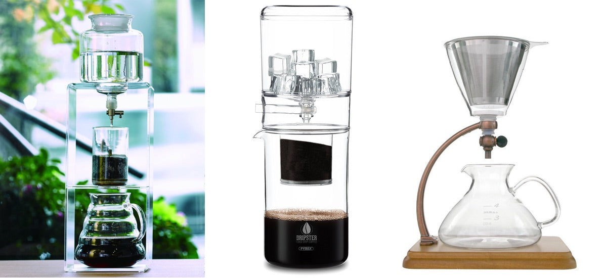 Cold Drip Cold Brew - Drippster