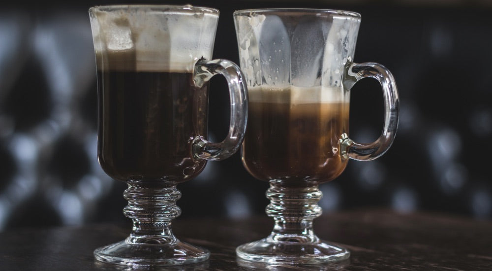 Irish Coffee Glas