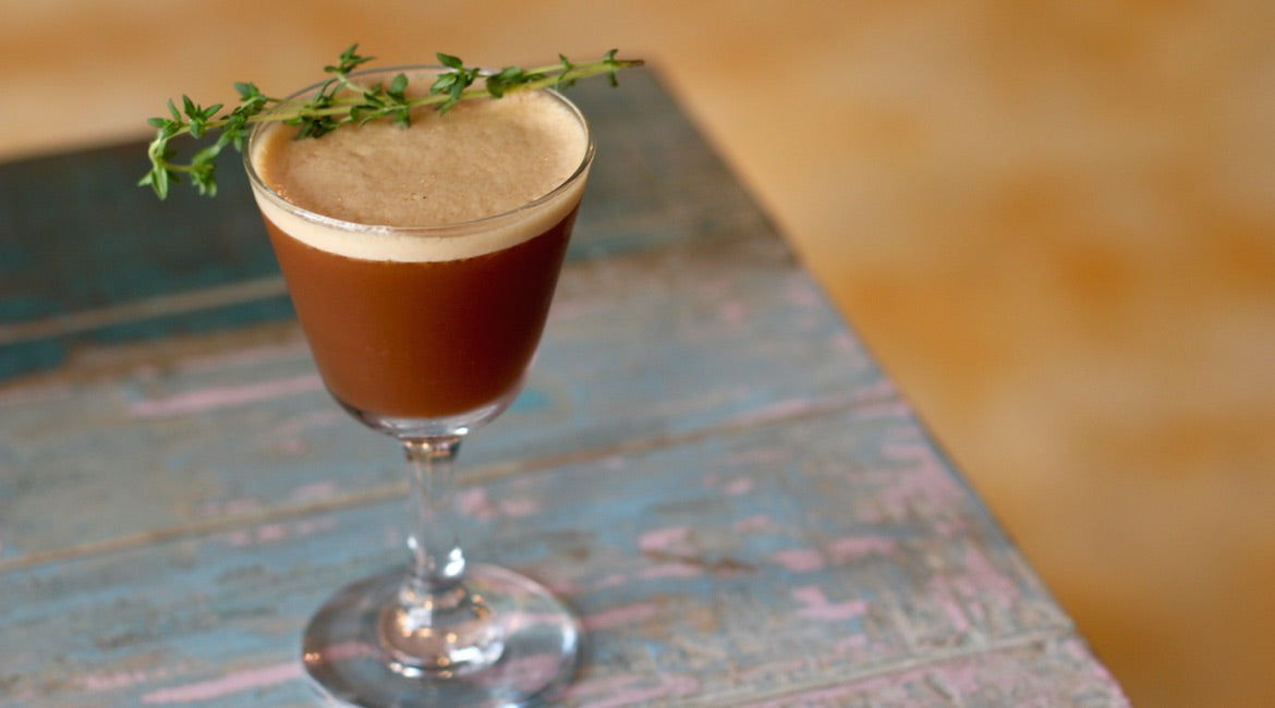 Kaffee Cocktail - Signature Drink - Happy Baristas Berlin