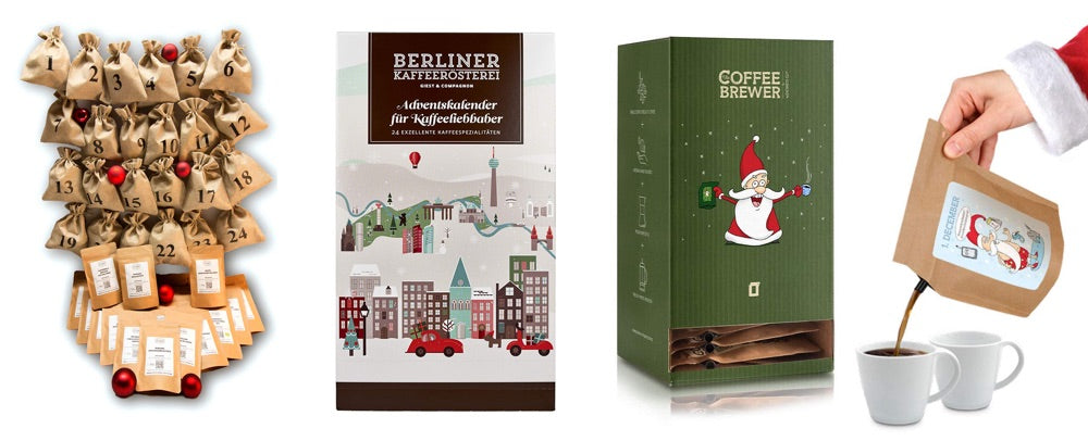 Kaffee Adventskalender - Docklands, Berliner Kaffeerösterei, The Brew Company