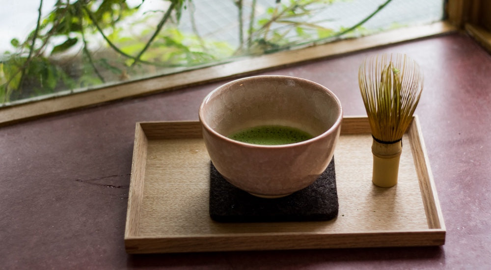 Matcha im Macha Macha in Berlin