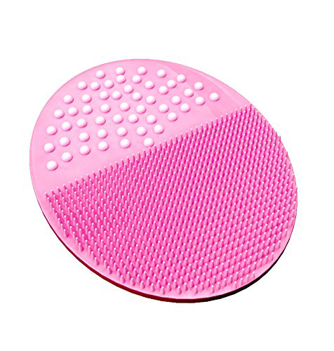 Makeup Brush Cleaning Pad, Makeup Tools by Miss Pouty