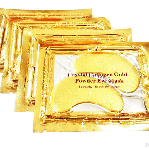 Gold Collagen Eye Mask 20 Pairs
