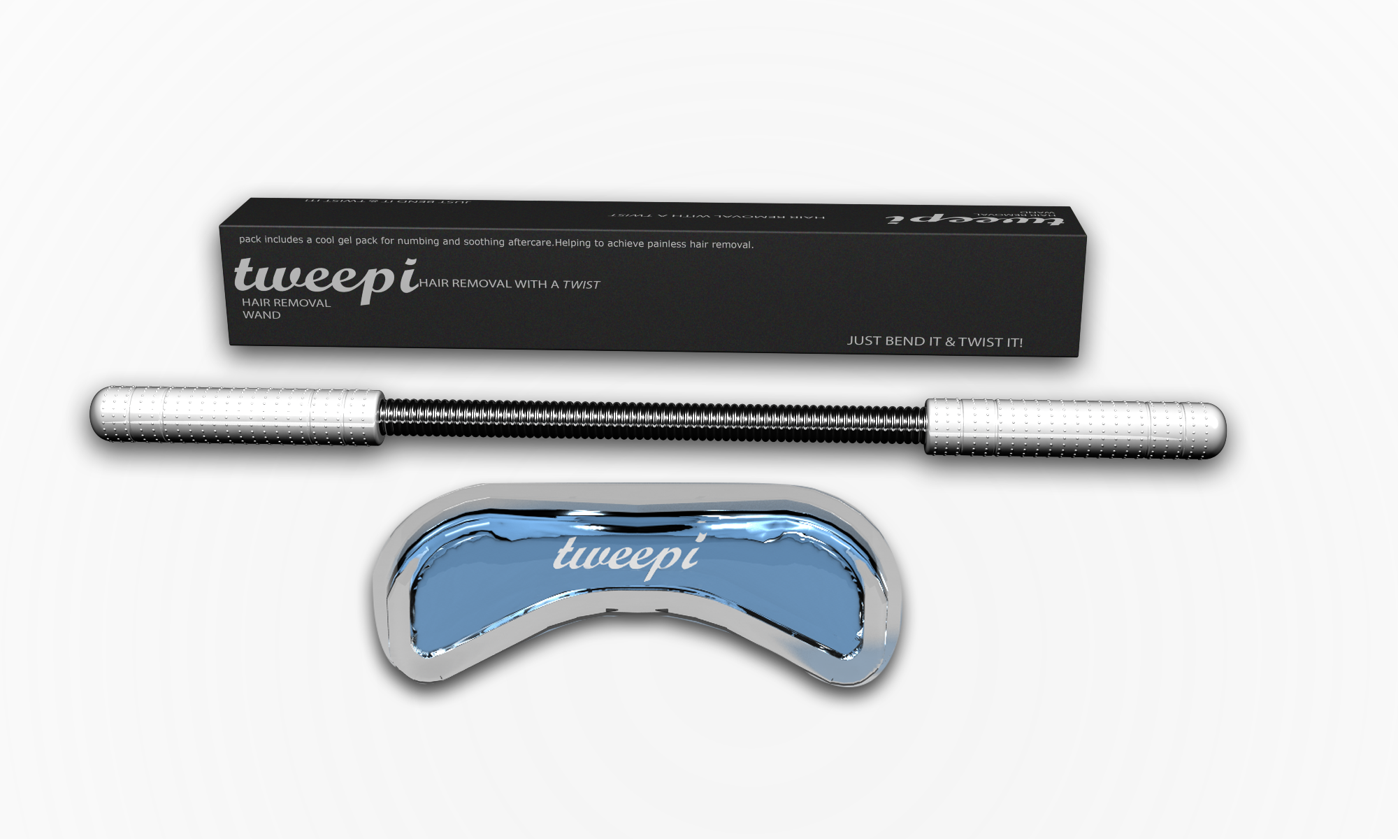 Tweepi Hair Removal Wand, Hair Removal by Miss Pouty