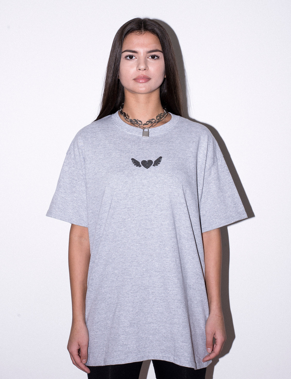 WMNS ANGEL GREY TEE