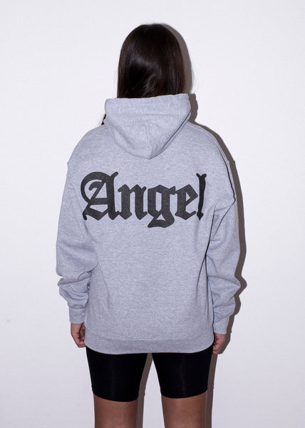 WMNS ANGEL GREY HOOD