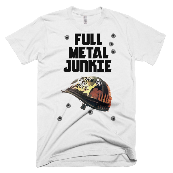 Full Metal Junkie Short sleeve Men's T-shirt