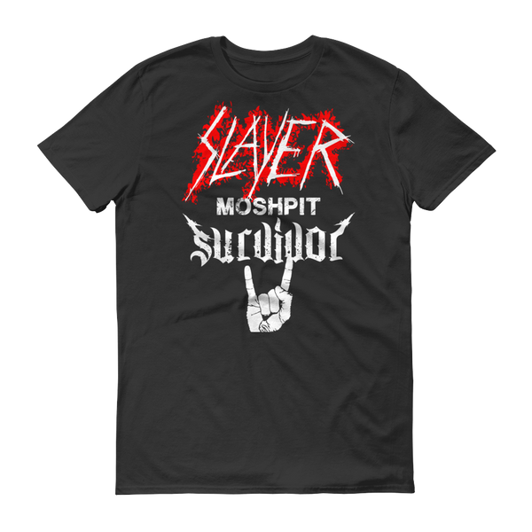 Slayer Moshpit Survivor Short sleeve Men's T-shirt