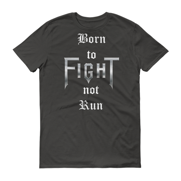 Born to Fight Short sleeve Men's T-shirt