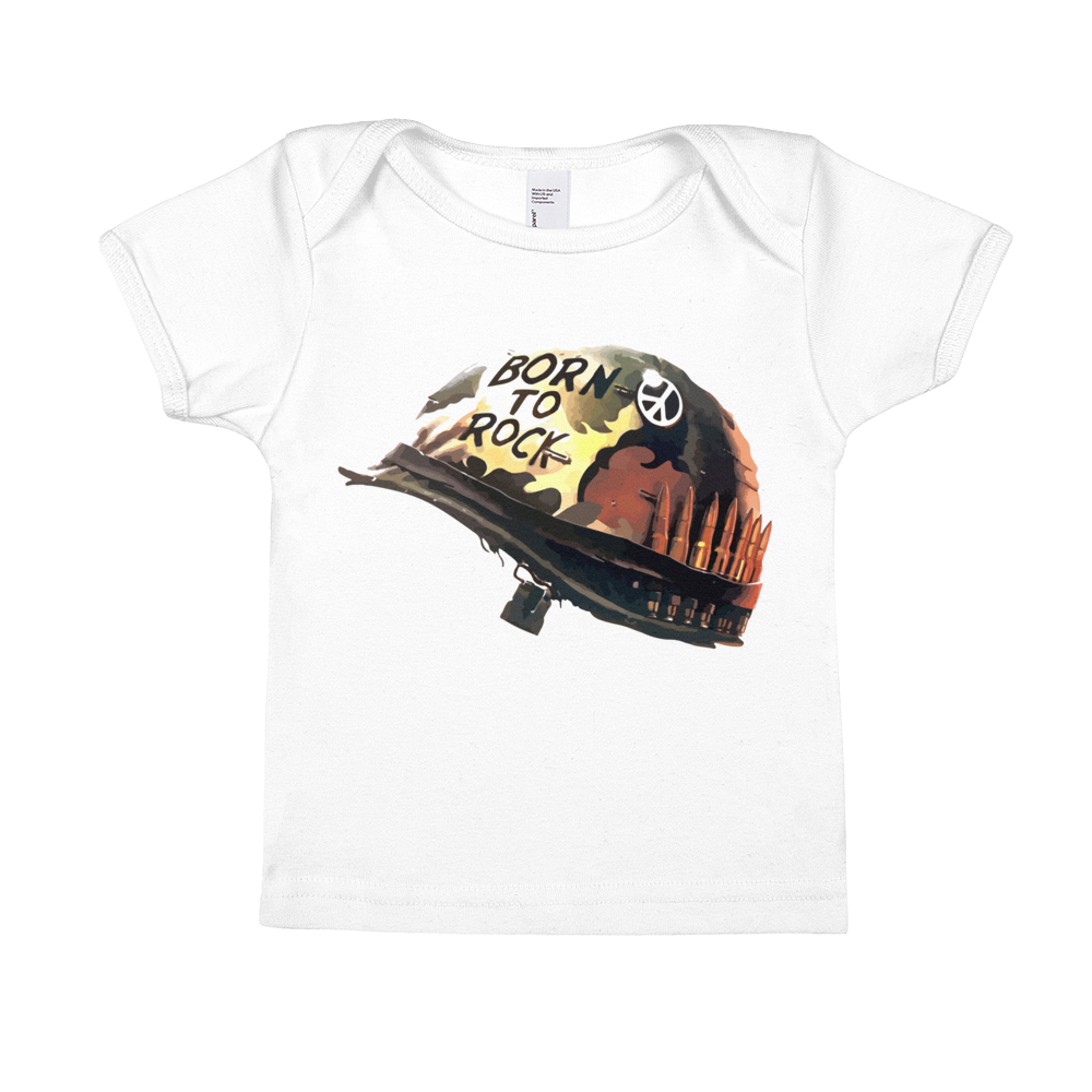 Born to Rock Infant Short-Sleeve Tee