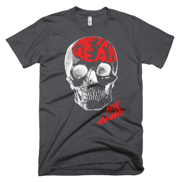 Metal Head Short sleeve Men's t-shirt