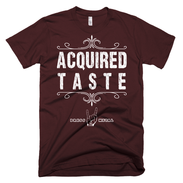 Acquired Taste Short sleeve Men's t-shirt