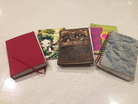 Angie's Travel Journals