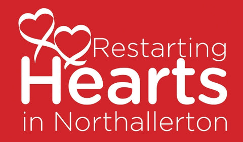 Restarting Hearts in Northallerton
