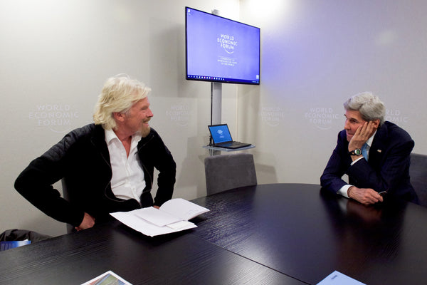 Richard Branson - Notebook Love Blog