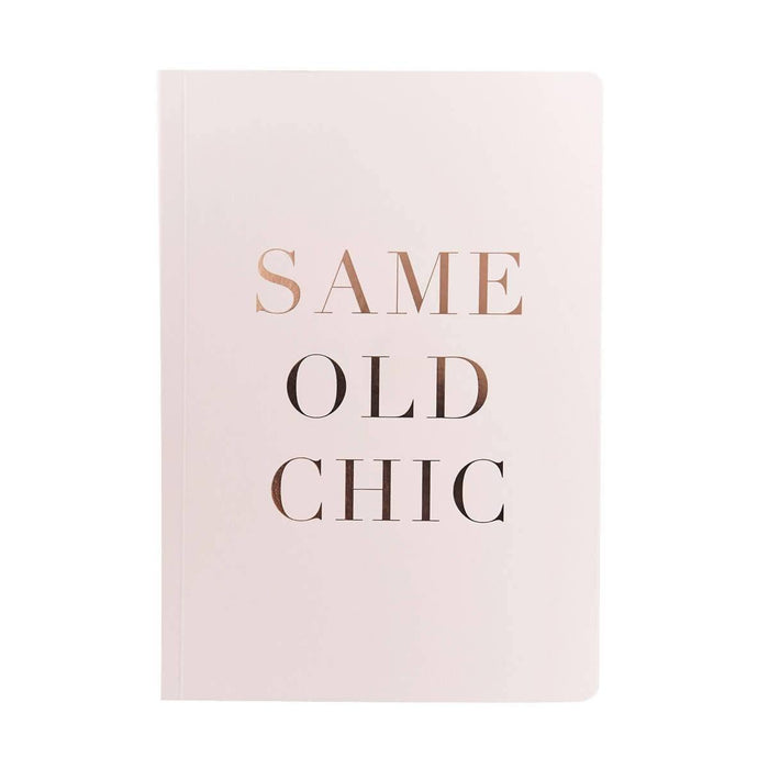 A5 Classic Full Year Diary - Same Old Chic Go Stationery CDA5DISO20 Notebook Love