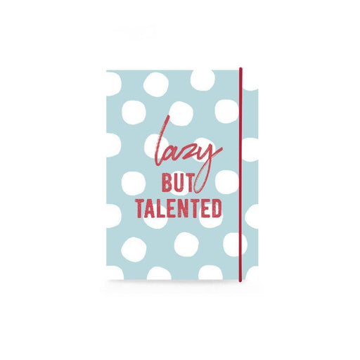 A6 Classic Full Year Diary - Lazy But Talented Go Stationery CDA6DILT20 Notebook Love