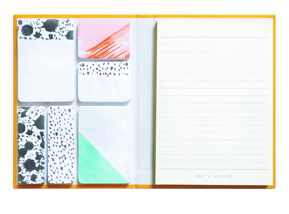 Busy Bee To-Do List Pad and Sticky Notes Notebook Love SKYM05 Notebook Love