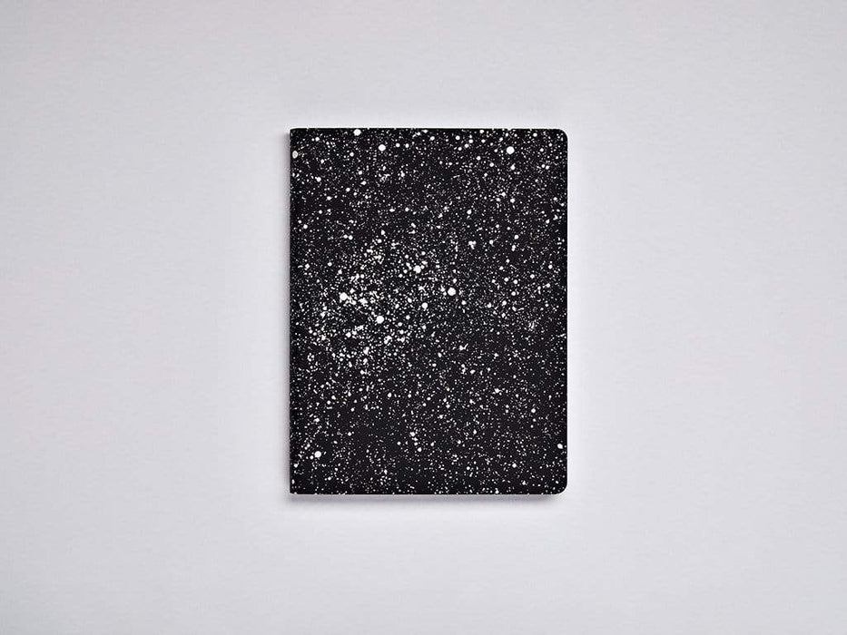 Milky Way Chunky A5 Nuuna Leather Dot Grid Notebook Notebook Love N-53276 Notebook Love