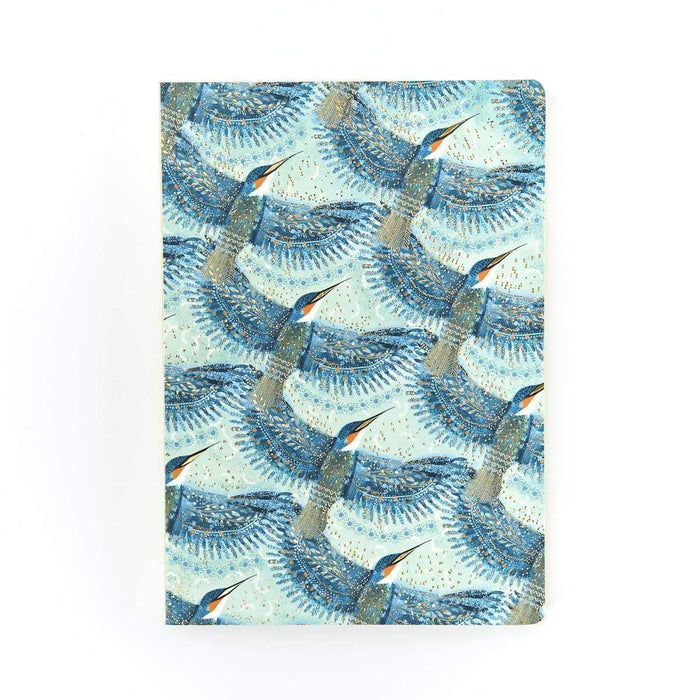 Opium A5 Notebook - Kingfisher Go Stationery OPA5NBKF18 Notebook Love