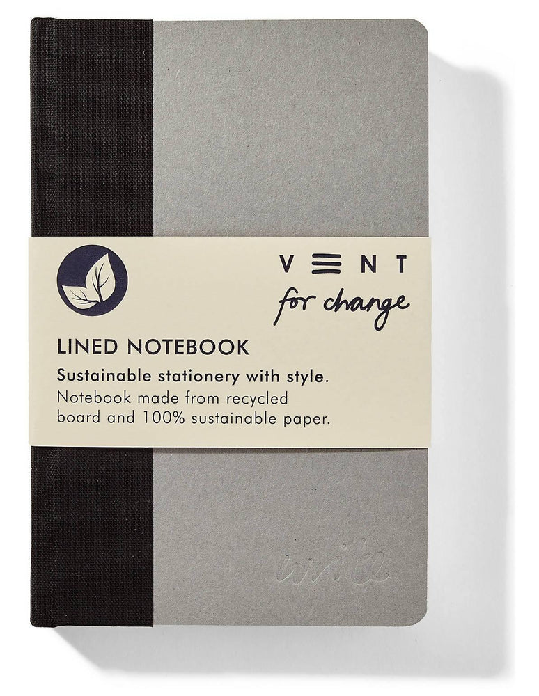 Sustainable A6 Pocketbook - Write Collection Lined VENT for Change 051 Notebook Love