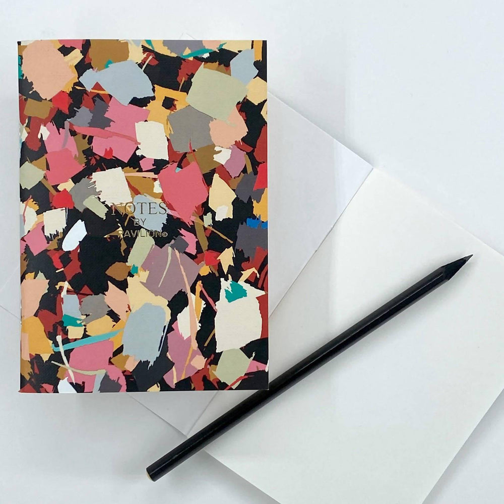 Swatch - A6 'Notes' Jotter Pavilion Notebook Love