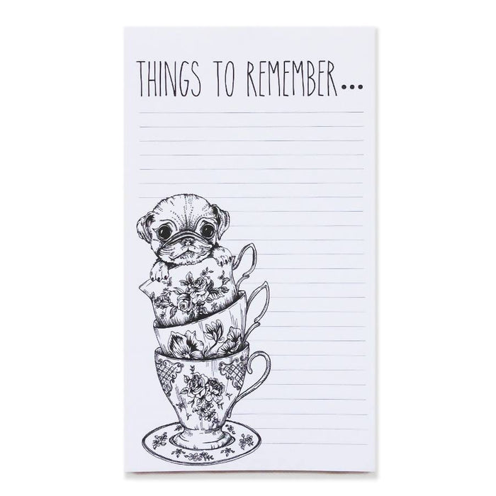Things To Remember - List Pad Ink Inc Notebook Love