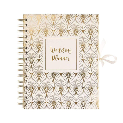 Wedding Planner - Ivory Go Stationery ORA5ORWE20 Notebook Love