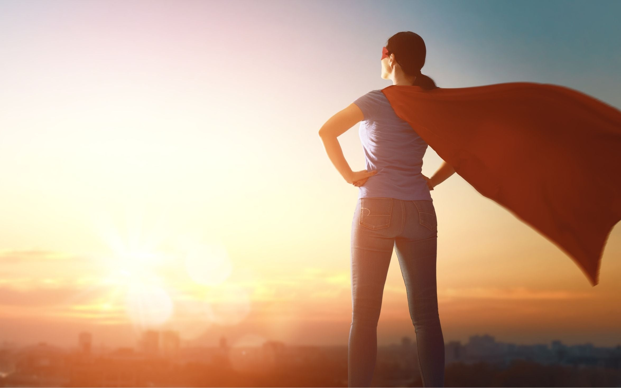 I'm a woman – what's your superpower | Notebook Love