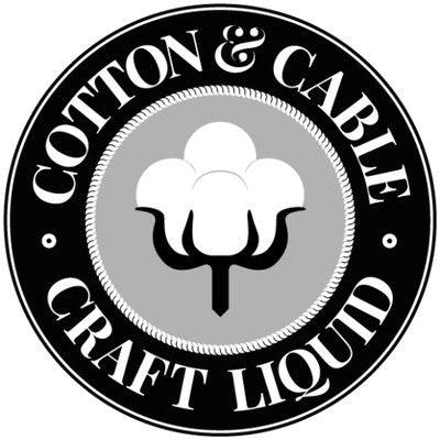 Cotton and Cable new to Only Vapes and making waves.....