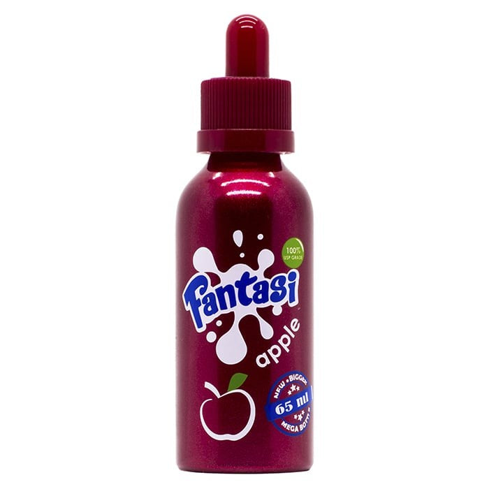 Only Vapes stocks 100's of premium quality eliquids, including the Fantasi range of vape e-liquids which are available on next day delivery.