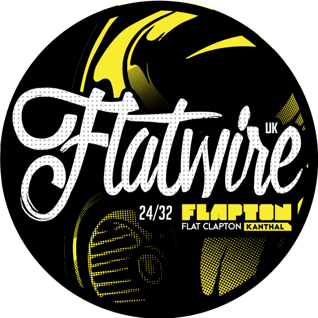 Only Vapes are stockists for Flatwire UK products and various other vape products for coil building, wick making and home brew eliquid manufacture.