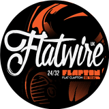 "STAINLESS STEEL ""FLAPTON"" WIRE by FLATWIRE UK"