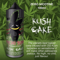 100ml Kush Cake By Psycho Bunny
