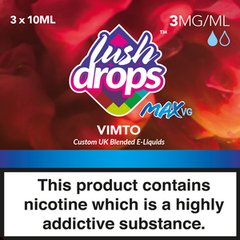Vimto by Lush Drops