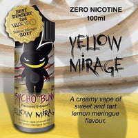 100ml Yellow Mirage By Psycho Bunny