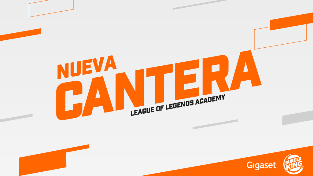 Nueva cantera de League of Legends