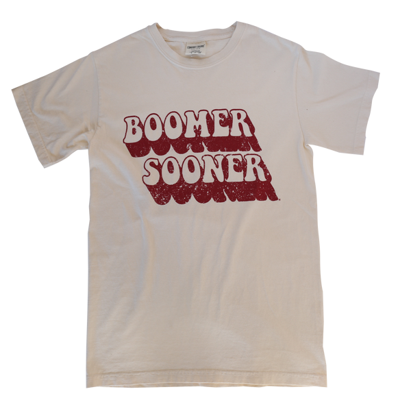 OU Boomer Sooner Retro Shadow