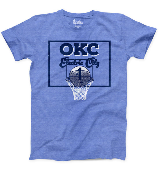 OKC Electric City Basketball Square