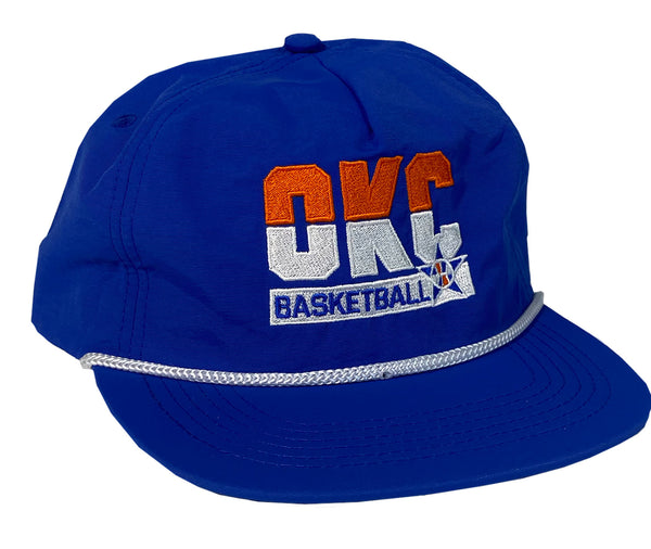 OKC Dream Team Rope Snapback
