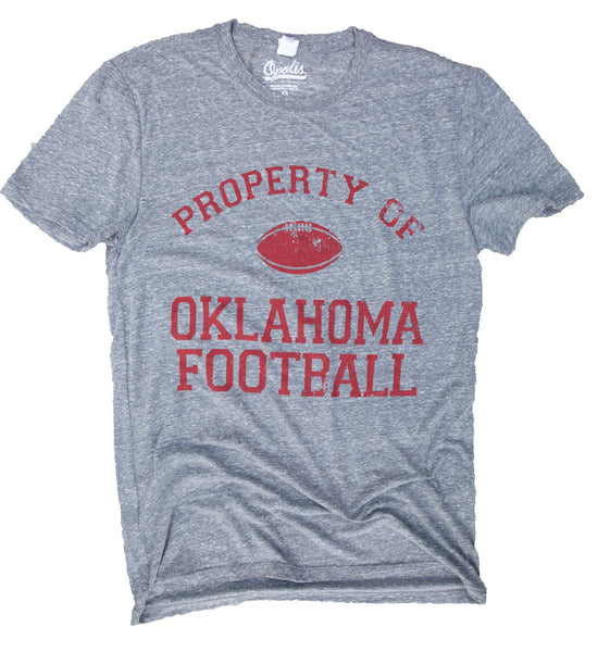 Property of OU Football