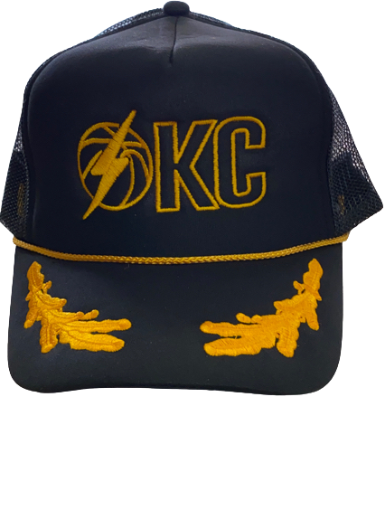 Bolt OKC Vintage Captains Hat