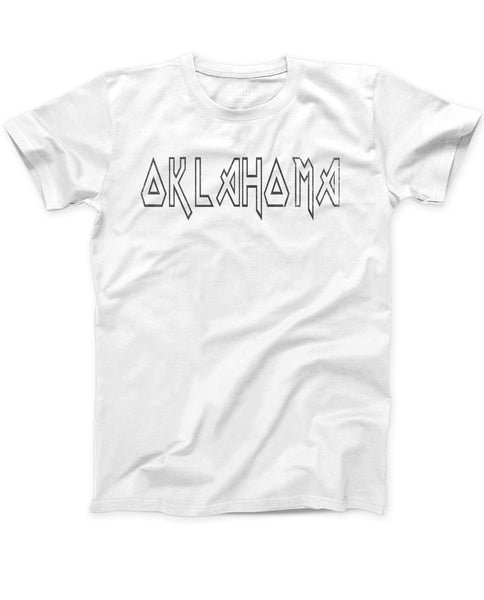 OKLAHOMA BAND TEE